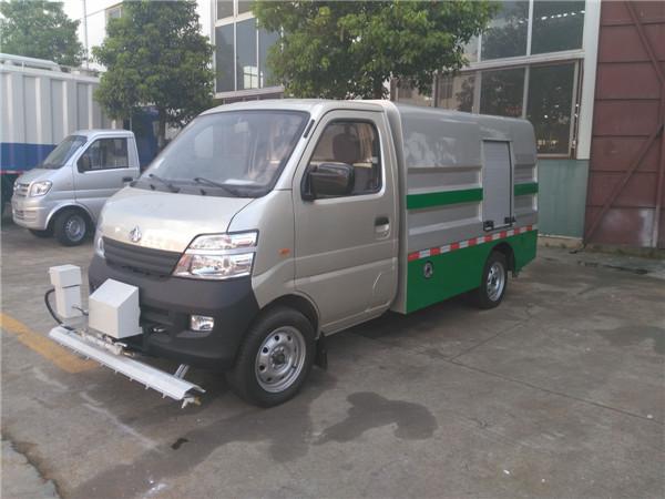 长安之星小型高压清洗车